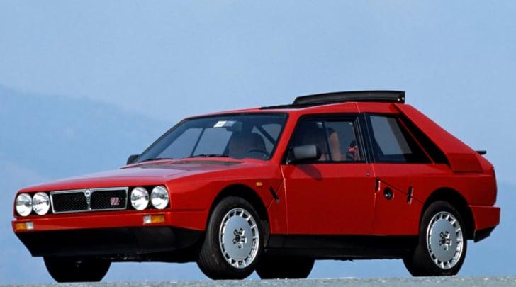 Leggenda Lancia Delta: una S4 Stradale all'asta per mezzo milione