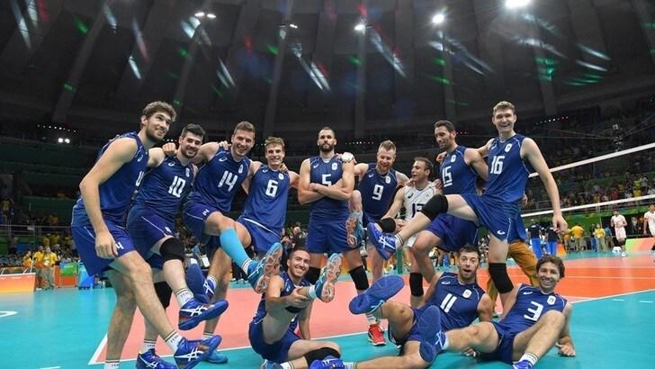 Italia del volley può sognare. Vince con l'Iran ed è in Semifinale