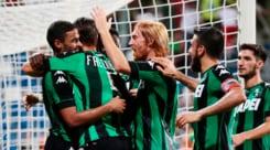 Europa League: Sassuolo-Stella Rossa 3-0, il Maracanà non fa più paura