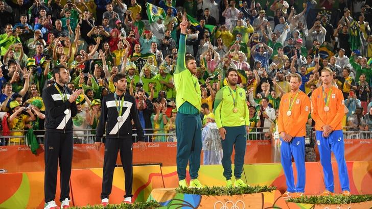 Paolo Nicolai e Daniele Lupo brillano con l'argento olimpico