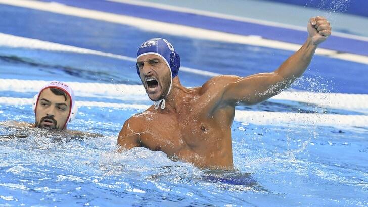 Rio 2016, pallanuoto: Montenegro ko, bronzo per l'Italia