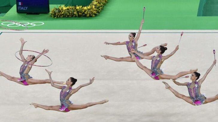 Olimpiadi Rio 2016: quarto posto per le Farfalle nelle qualificazioni della ritmica