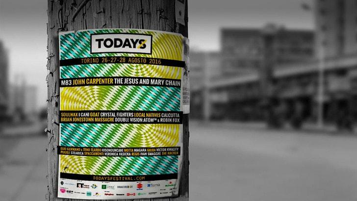 Il weekend di Torino con Todays Festival