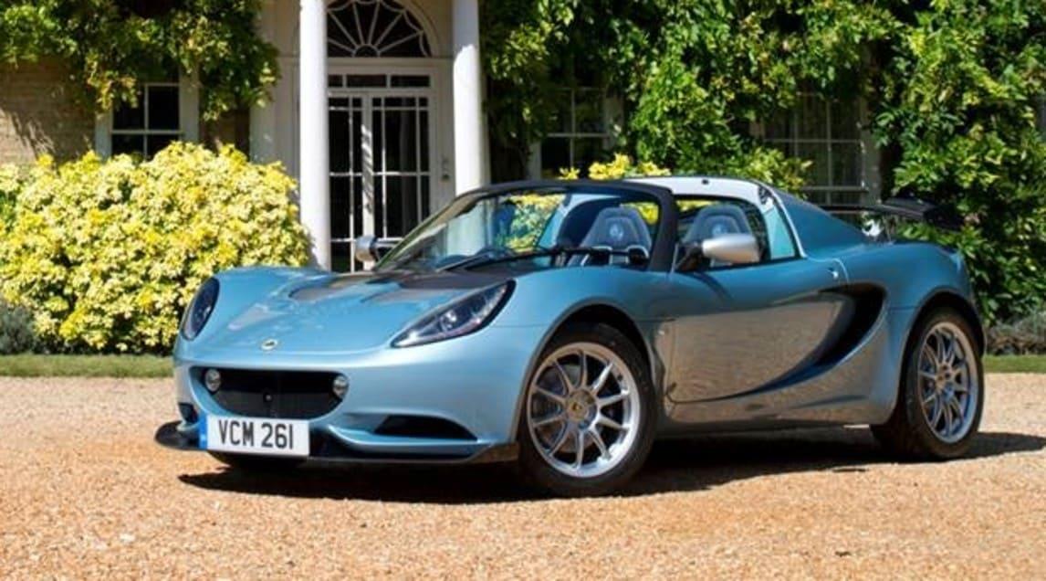 Lotus Elise 250 Special Edition, più leggera che mai