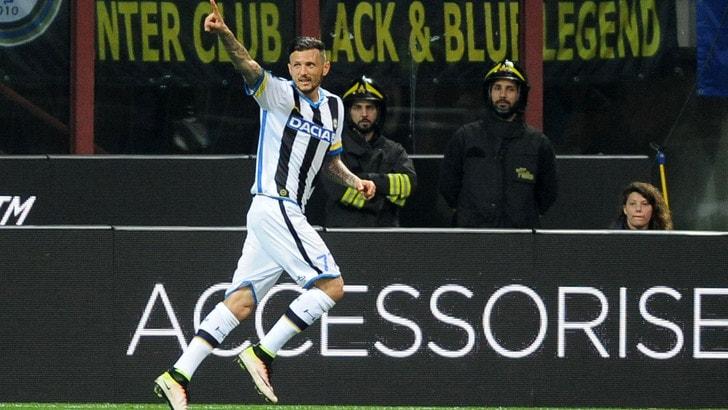 Calciomercato Udinese-Thereau: rinnovo fino al 2019