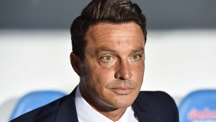 Serie A Pescara, Oddo: «La gara con l'Inter? non mi fascio la testa»