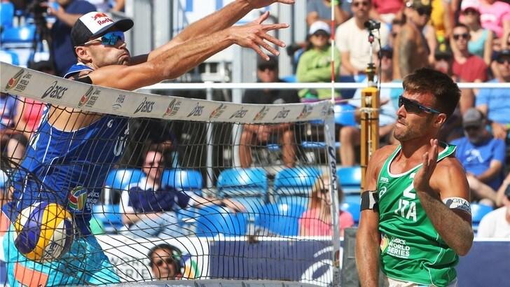 Ranghieri e Caminati in finale per il bronzo