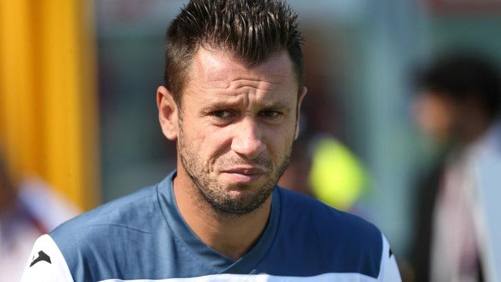 Serie A Sampdoria, Fascetti: «Cassano appenda le scarpette al chiodo»