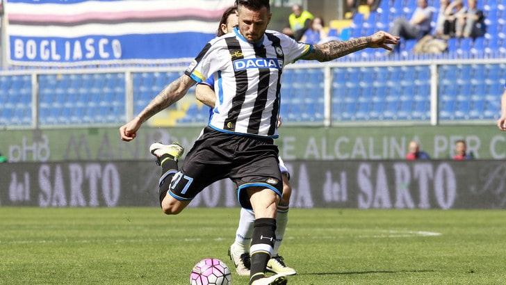 Calciomercato Atalanta, Grassi può tornare. C'è Thereau