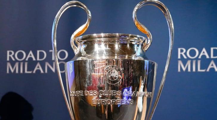 «Champions League, dal 2018 partite alle 19 e alle 21»