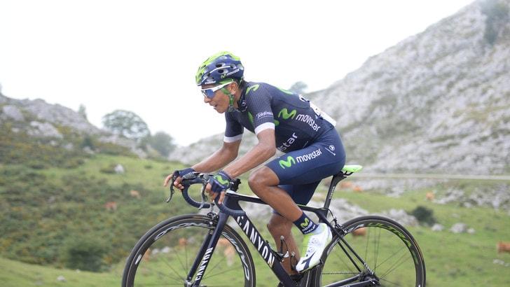 Ciclismo: Vuelta, Quintana è irraggiungibile