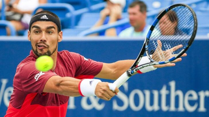 Tennis, Us Open: Fognini-Ferrer, l'azzurro a 2,85