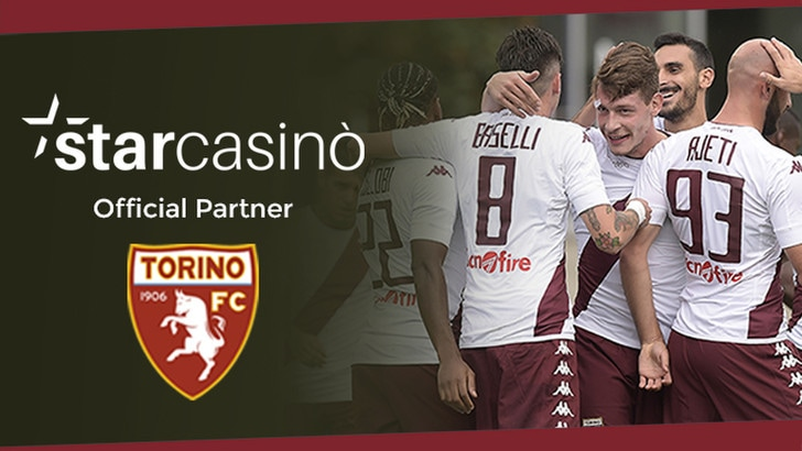 Torino e StarCasinò ancora insieme, tante le iniziative che coinvolgono i tifosi