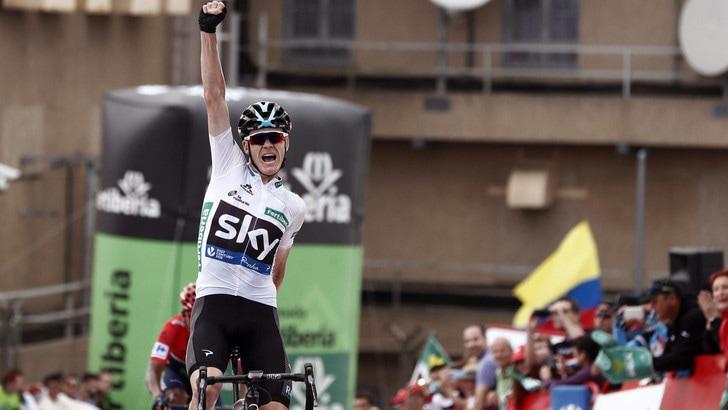 Vuelta, Froome batte Quintana che rimane leader