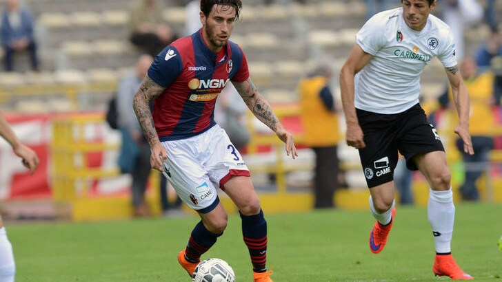 Calciomercato, Bologna, rescissione del contratto con Ceccarelli