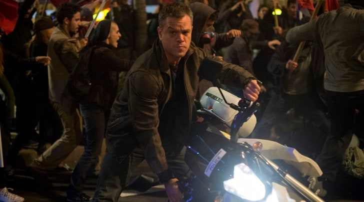 Jason Bourne, 170 auto demolite in una sola scena