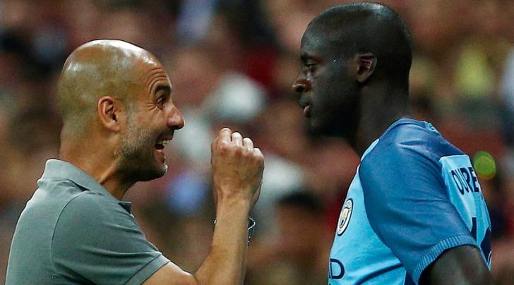 Manchester City, Yaya Tourè escluso dalla lista per la Champions League