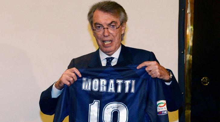 Juventus, senti Moratti: «Lo scudetto una passeggiata per i bianconeri»