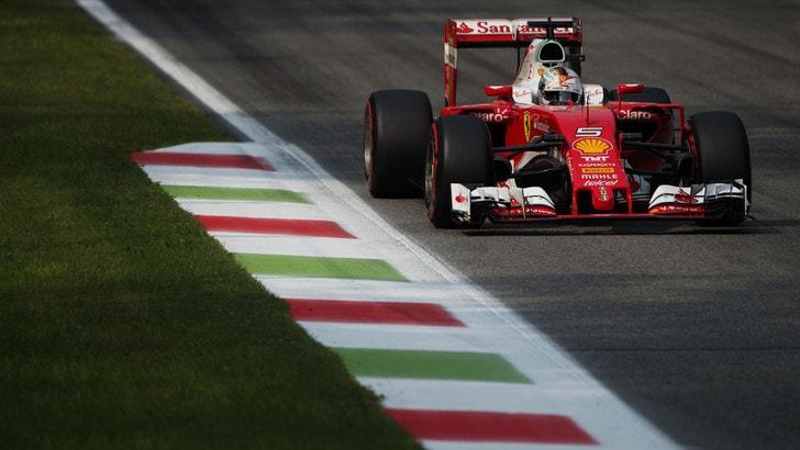 F1 Ferrari, Vettel: «Grande divario con le Mercedes»