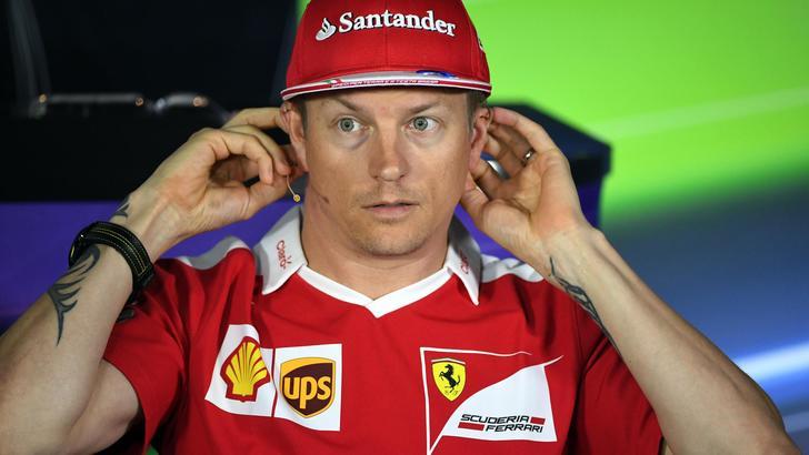 F1: Raikkonen, livello Ferrari è questo