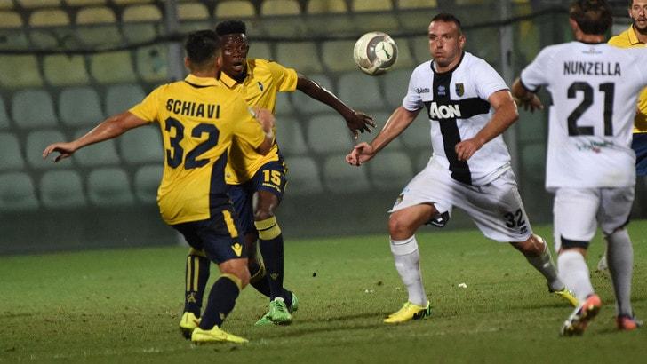 Lega Pro Mantova-Venezia 0-0. Parma-Lumezzane 1-0, Calaiò-gol