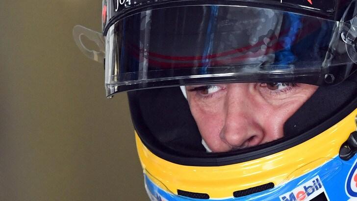 F1 McLaren, Alonso: «Voglio ancora vincere»