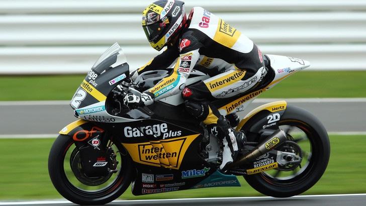 Moto2 Silverstone: riscatto Luthi, pasticcio Lowes-Zarco
