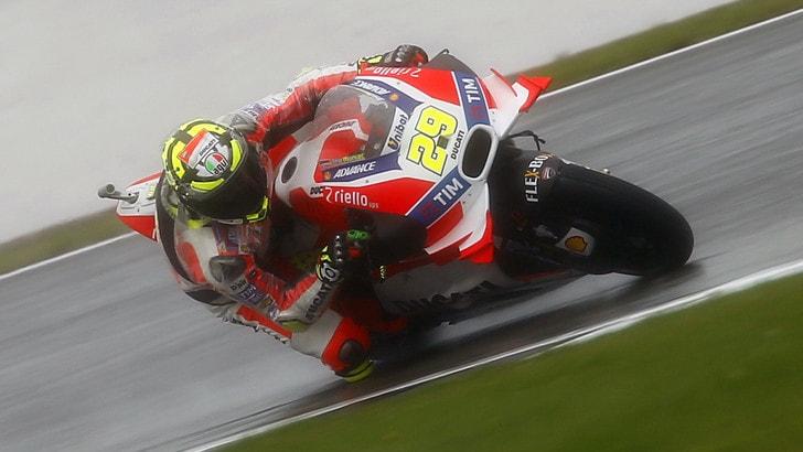MotoGp Ducati, Iannone: «Potevo arrivare al podio»