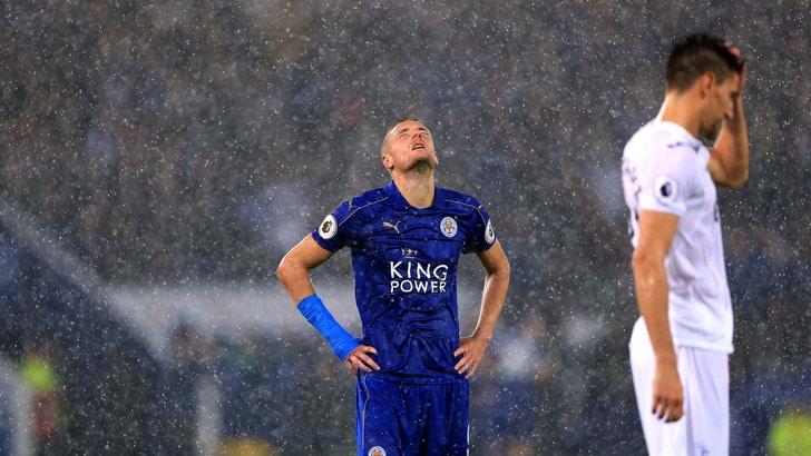 Calciomercato, Vardy: «Restare al Leicester è stata una scelta di cuore»