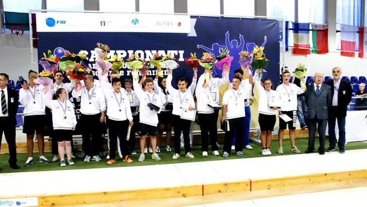 Campionati juniores raffa, ecco le 15 medaglie d'oro
