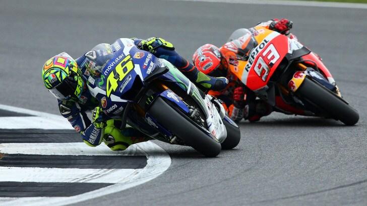 MotoGp, per Rossi piccolo passo in quota