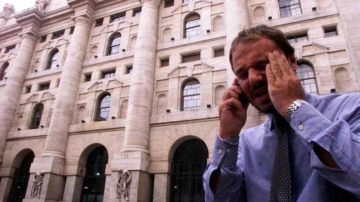 Borsa: Milano apre in rialzo, +0,35%