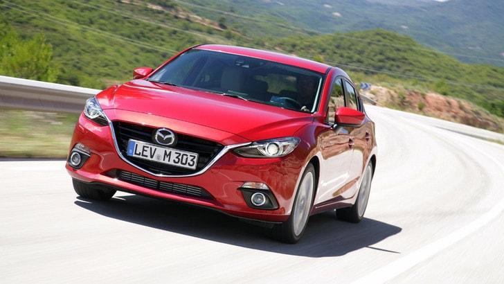 Mazda3 1.5 diesel, piacere di guida e bassi consumi