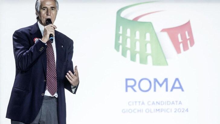 Roma 2024, Malagò: «Senza ok del Comune niente Giochi 2028»