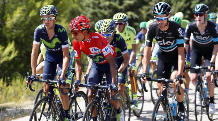 Ciclismo Vuelta: ultime cinque tappe dopo il riposo