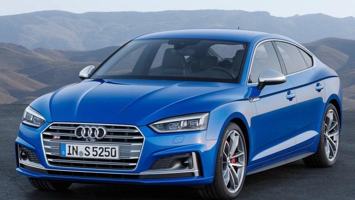 Audi: Immaginando la A5 Sportback 2017