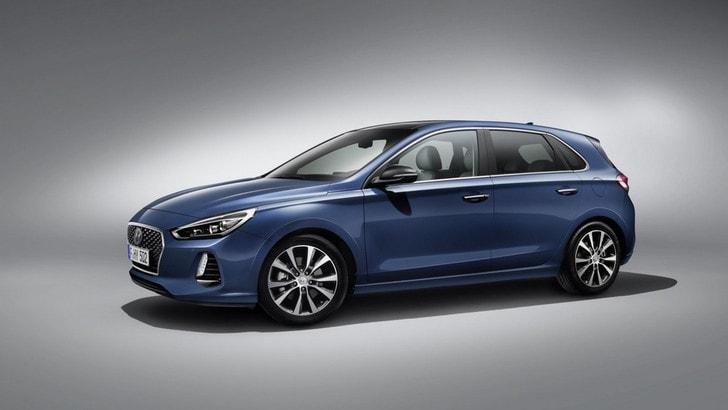 Hyundai i30, il terzo capitolo della sfida alla Golf