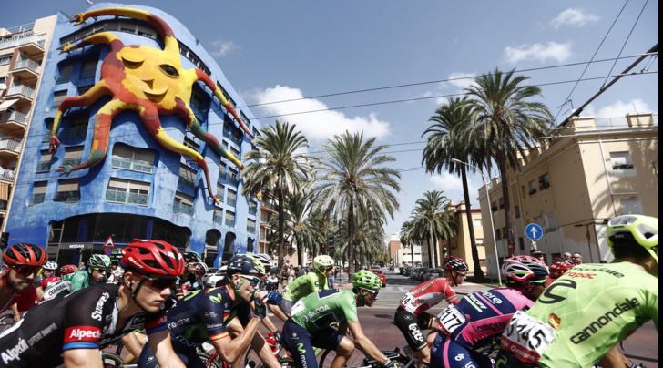 Vuelta: Quintana mantiene la testa, a Franck la tappa