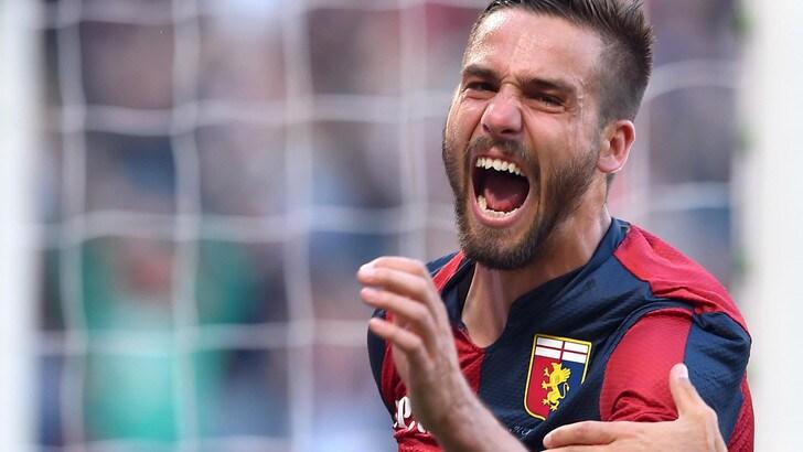 Serie A, Pavoletti: «Il Genoa mi dà grandi emozioni»