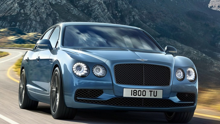 Bentley Flying Spur W12 S - La superberlina da 325 km/h