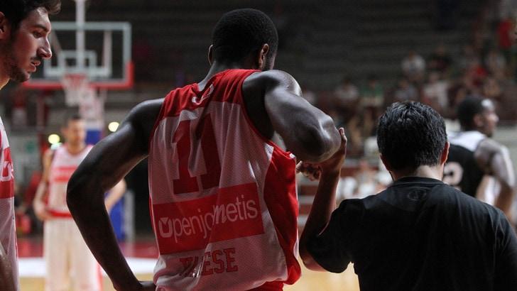 Basket Serie A, Varese ritrova Eyenga