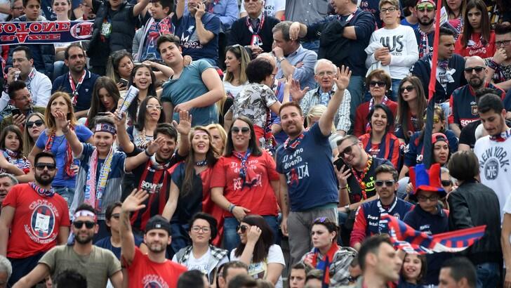 Serie A Crotone-Palermo si gioca a Pescara
