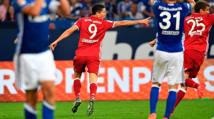 Bundesliga: Schalke04-Bayern Monaco 0-2, Ancelotti a punteggio pieno