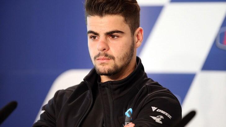 Moto3: accordo tra Romano Fenati e l'Ongetta Rivacold Racing Team