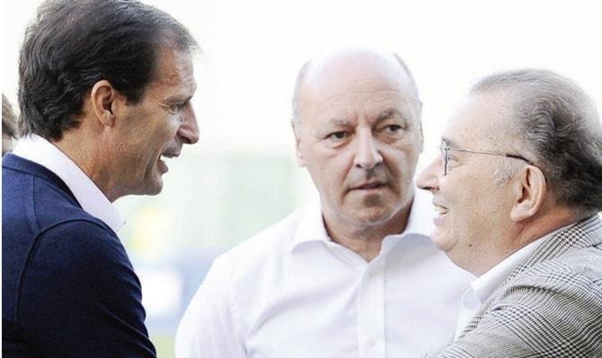Juventus e Sassuolo: amici, idee simili e scatta il feeling