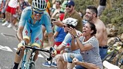 Vuelta, Latour vince la 20ª tappa. Trionfo Quintana