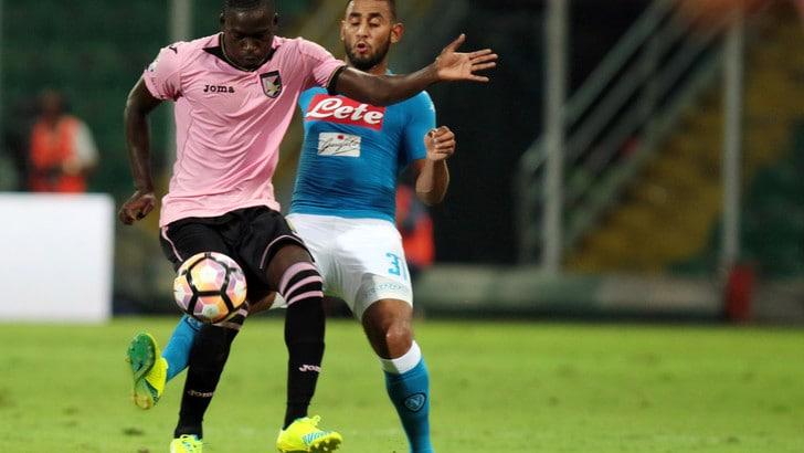 Serie A Palermo, per De Zerbi problemi a centrocampo