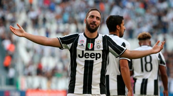 Juventus: Higuain ricomincia la caccia al record