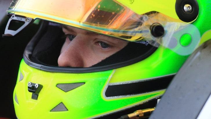 Schumacher Jr vince in F4 Vallelunga