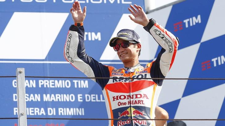 MotoGp Misano, Pedrosa: «Sfruttato punti forti che avevo in pista»